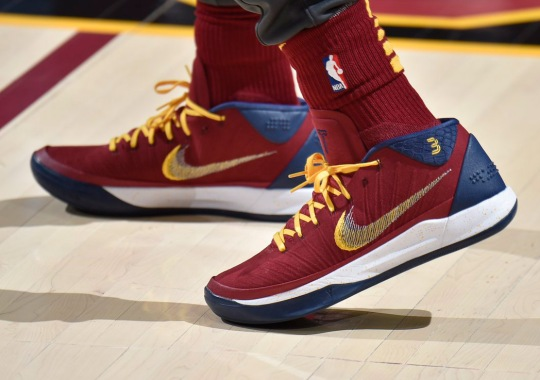 Isaiah Thomas Debuts New Nike Kobe AD PE For Cavs Debut