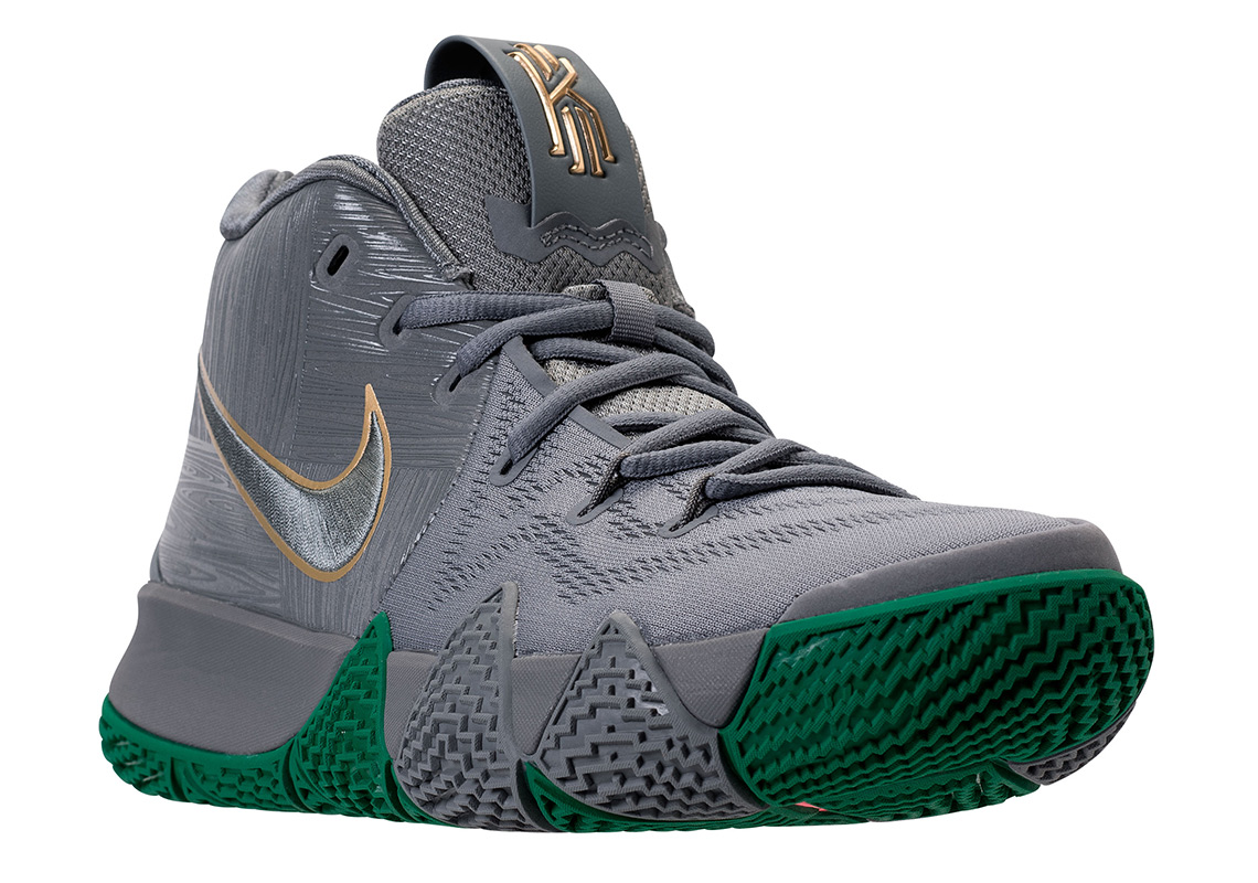 "watch 9efe3 11a84 Nike Kyrie 4 ""City Of Guardians"" Coming February 1st"