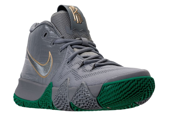 """Nike Kyrie 4 """"City Of Guardians"""" Coming February 1st"""