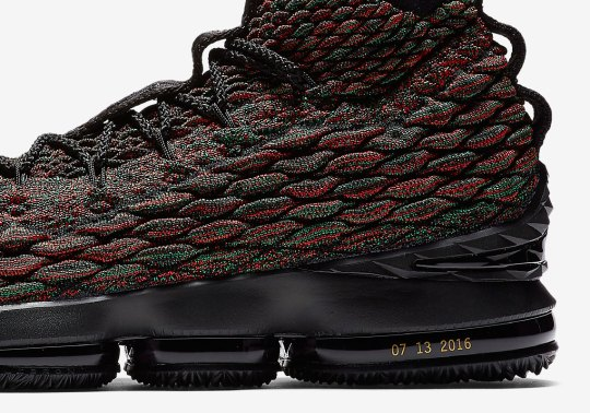 LeBron James' Black History Month Sneakers Feature Pan-African Flag Colors