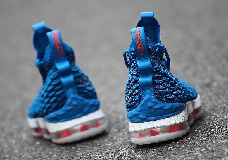 "Nike LeBron 15 ""Hardwood Classic"" Release Date  February 9 62adc5741"