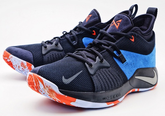 "Paul George's Nike PG 2 Releasing In A ""Home Craze"" Colorway"