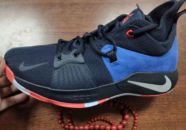 48b7c3de301 Nike PG 2 PG2 Paul George Shoes - First look