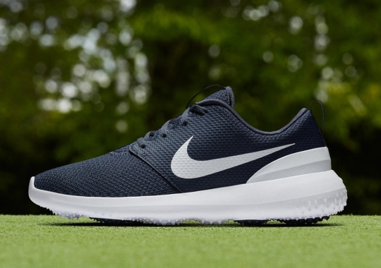 Nike Transforms The Classic Roshe Into A Golf Shoe