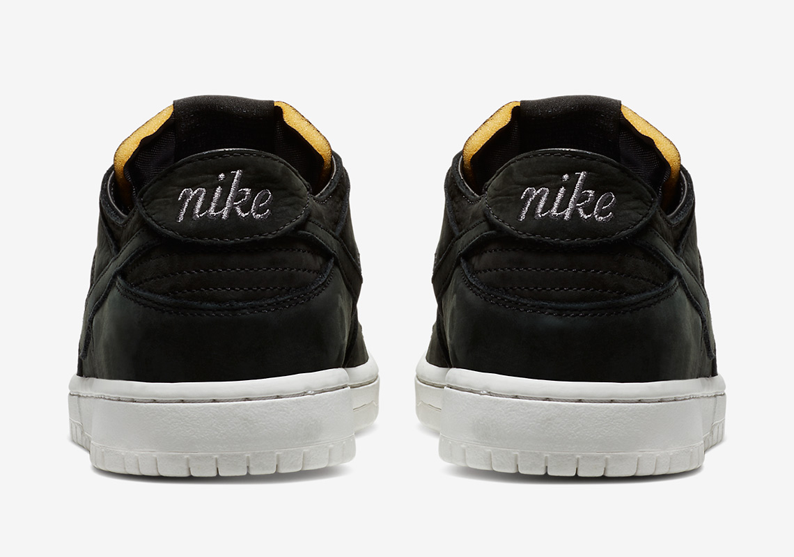 Nike SB Is Releasing Its Deconstructed Dunk In Black