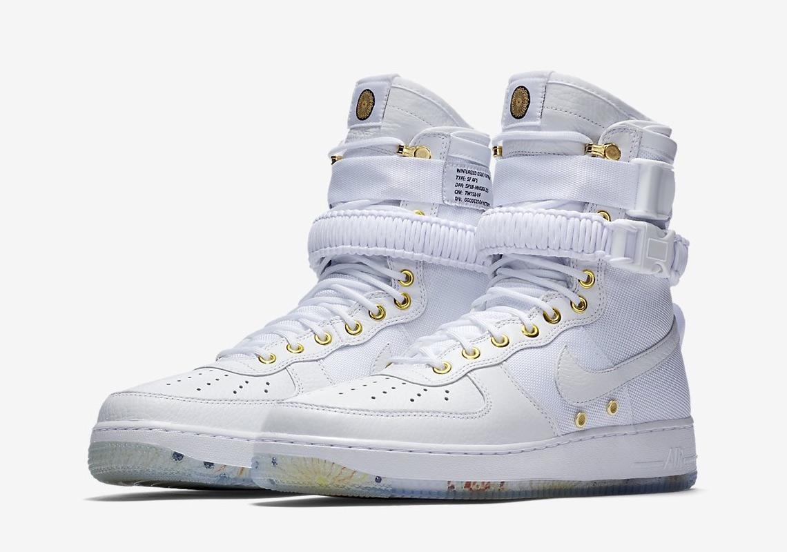 """designer fashion 008b7 b89b8 Nike SF-AF1 """"Lunar New Year"""" Set To Release Soon"""