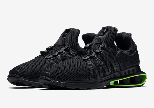 The Next Nike Shox Gravity Colorway Has Been Revealed