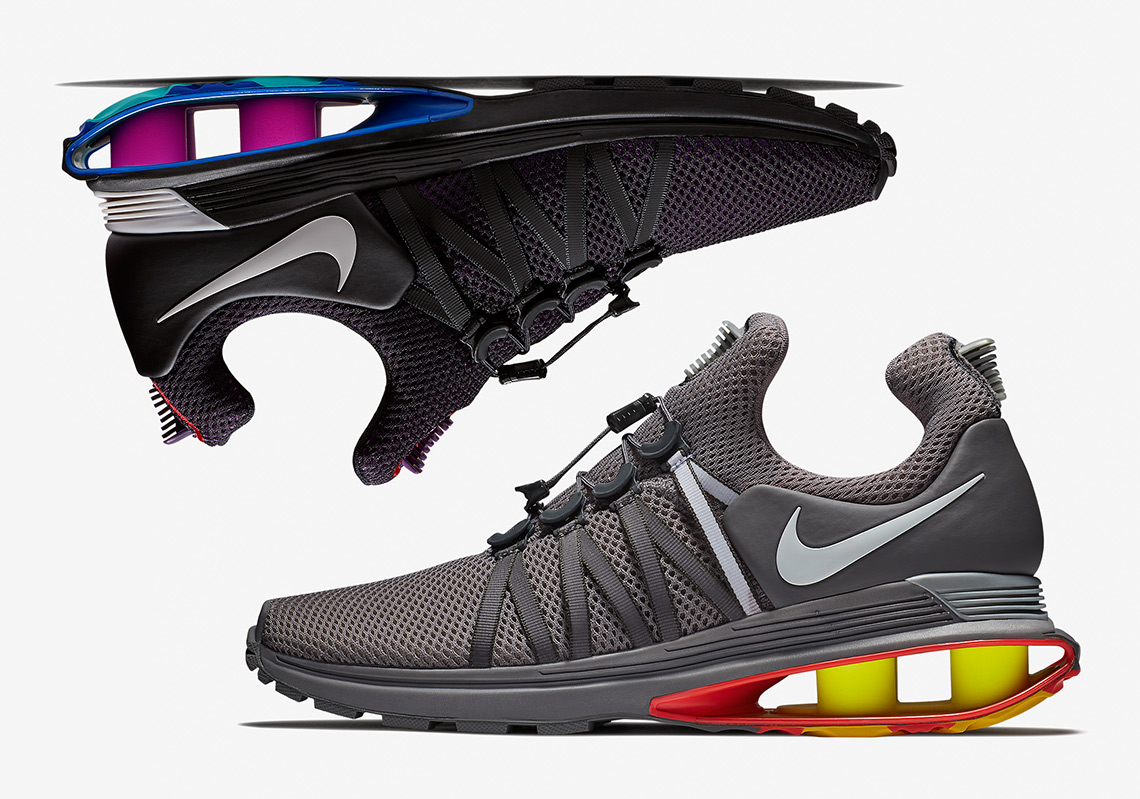 Two Fresh Colorways Of The Nike Shox Gravity Are Coming Soon bbf0e3e22