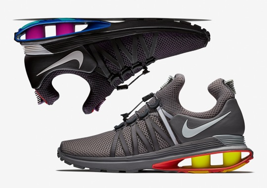2d01c68a0c0e38 Two Fresh Colorways Of The Nike Shox Gravity Are Coming Soon