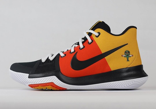 "Nike Kyrie 3 ""Rayguns"", Kyrie 4, And More To Release At The Boston Sneakeasy"