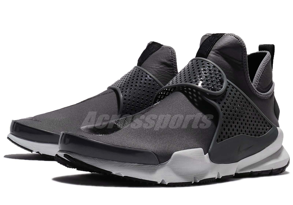 best service 3b5ca d2ca5 Nike Sock Dart Mid Dark Grey Anthracite 924454-003 Available ...