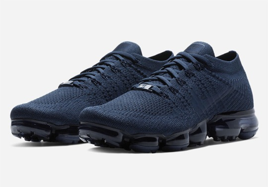 Five Tonal Vapormax Colorways Are Available Exclusively Through Nike App Members