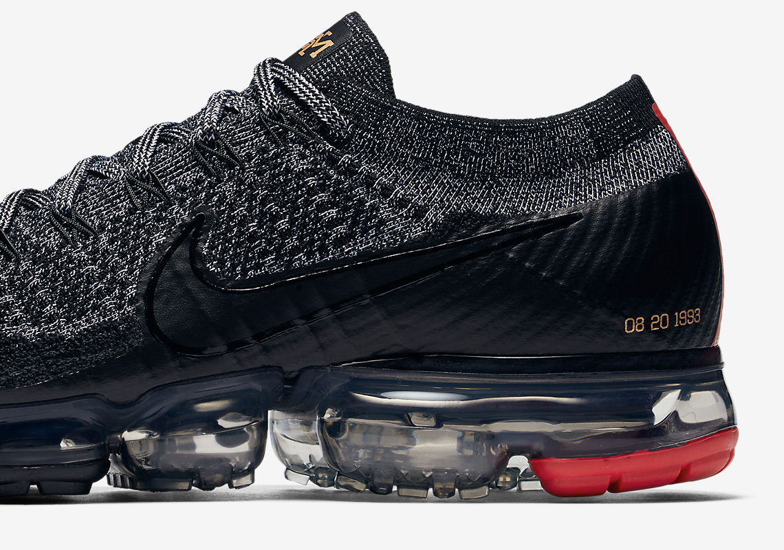low priced cd8f4 1b9ad The Nike Vapormax BHM Honors Gail Devers  Record-Breaking 100m Run