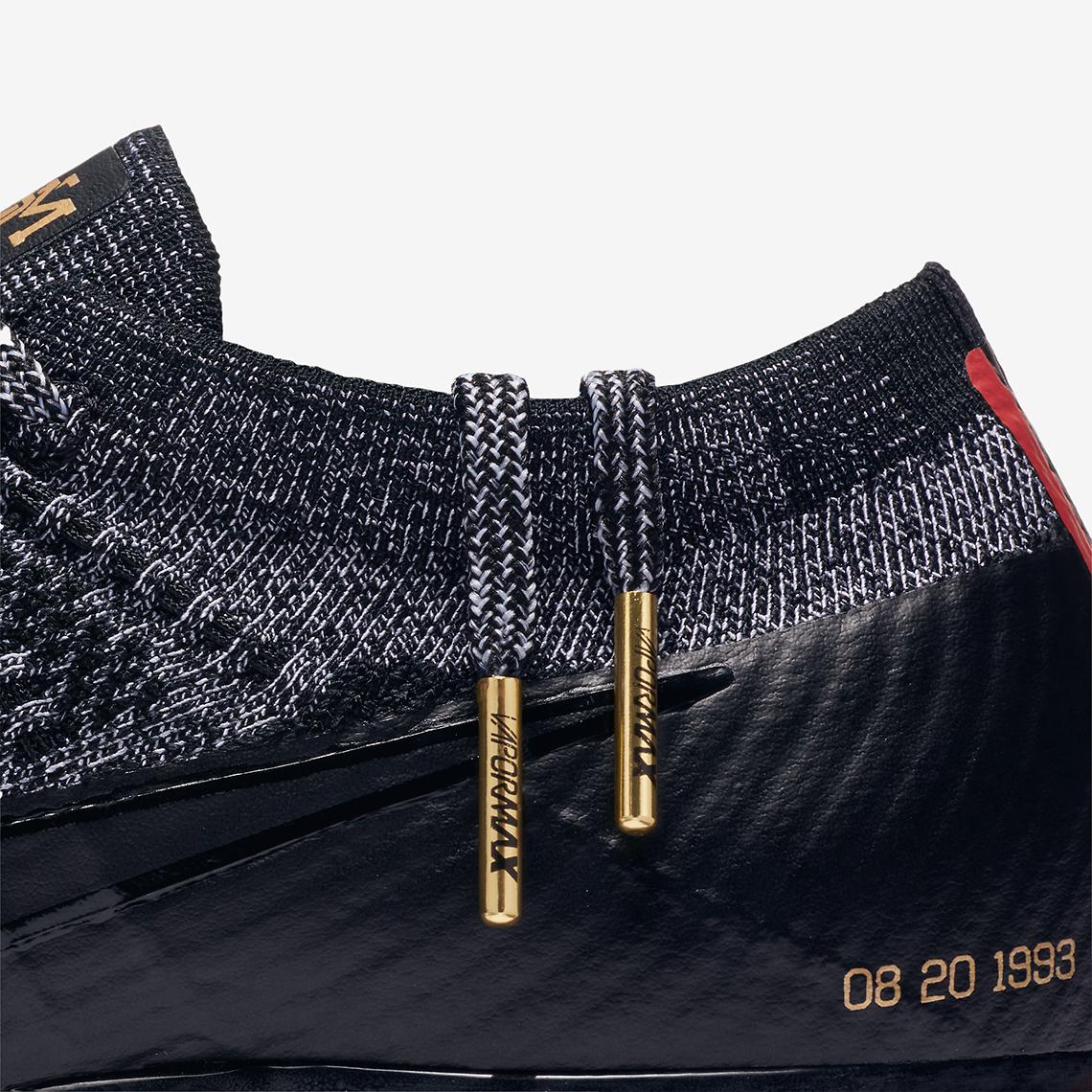 e98a3c64cc5 Nike Vapormax BHM Olympic Hurdler Colin Jackson AQ0924-007 Coming ...