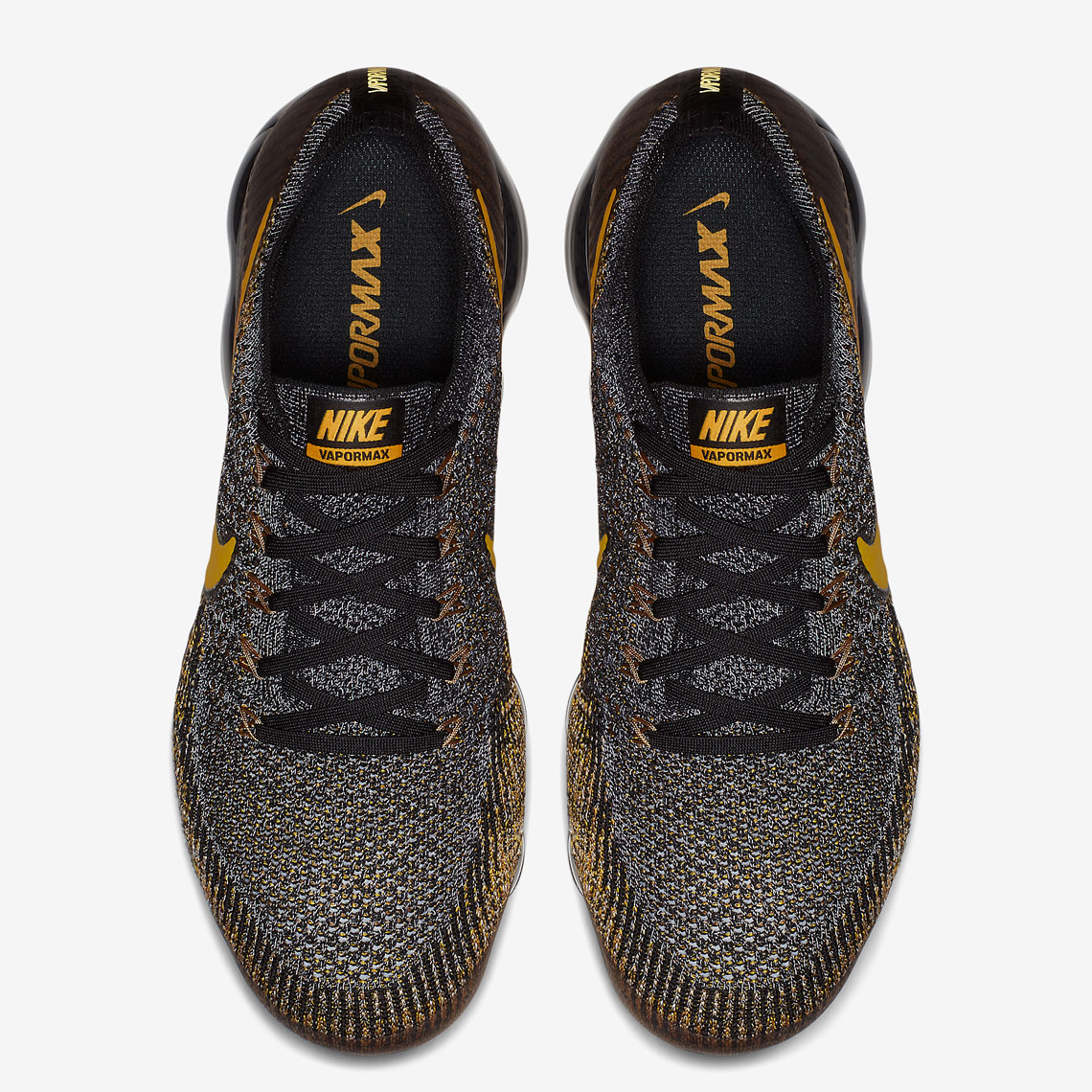 904436f652 Nike Vapormax AVAILABLE AT Nike  190. Color  Black Dark Grey Mineral Gold  Style Code  849558-021