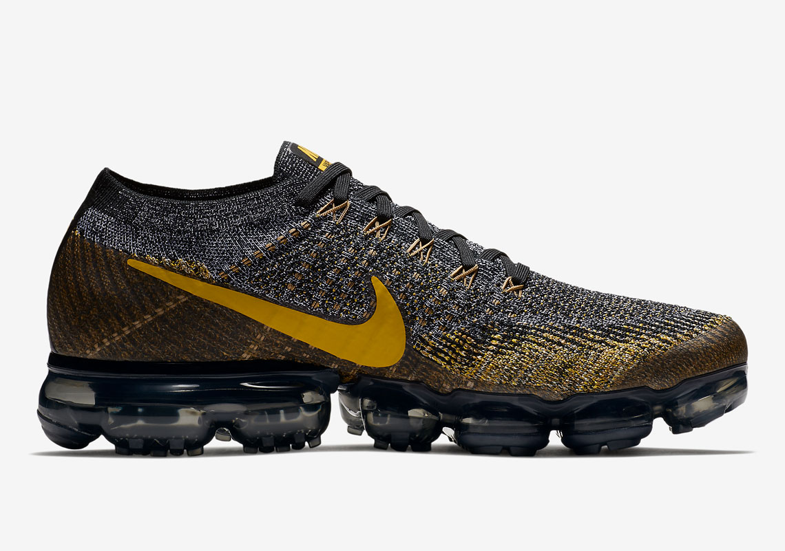 Nike Vapormax Yellow