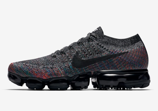 """Nike Vapormax """"Chinese New Year"""" Is Coming Next Week"""