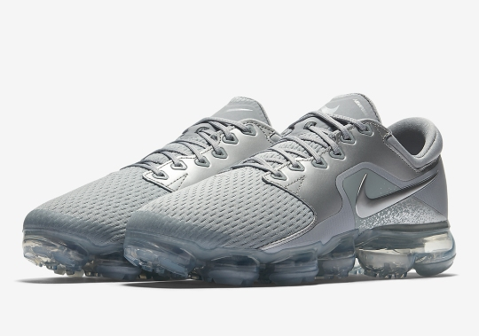 "Nike Vapormax CS ""Wolf Grey"" Coming Soon For The Ladies"