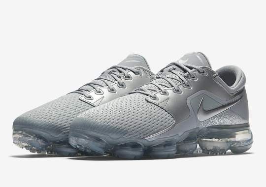 "422f60b0f4e Nike Vapormax CS ""Wolf Grey"" Coming Soon For The Ladies"