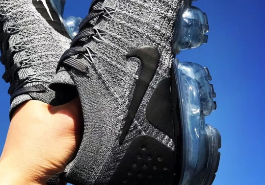 """Up Close With The Nike Vapormax Flyknit 2.0 """"Oreo"""""""