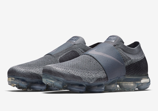 "Nike Vapormax Moc ""Cool Grey"" Releases Next Week"