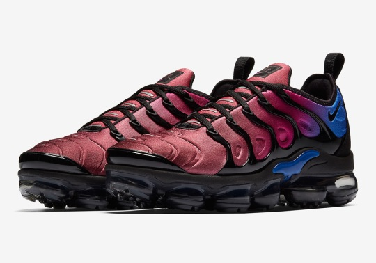 The Nike Air Vapormax Plus Will Feature Gradient Uppers Just Like The Original