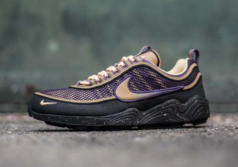70bc7b3731 Nike Zoom Spiridon Elemental Gold 926955-005 Available Now | SneakerNews.com