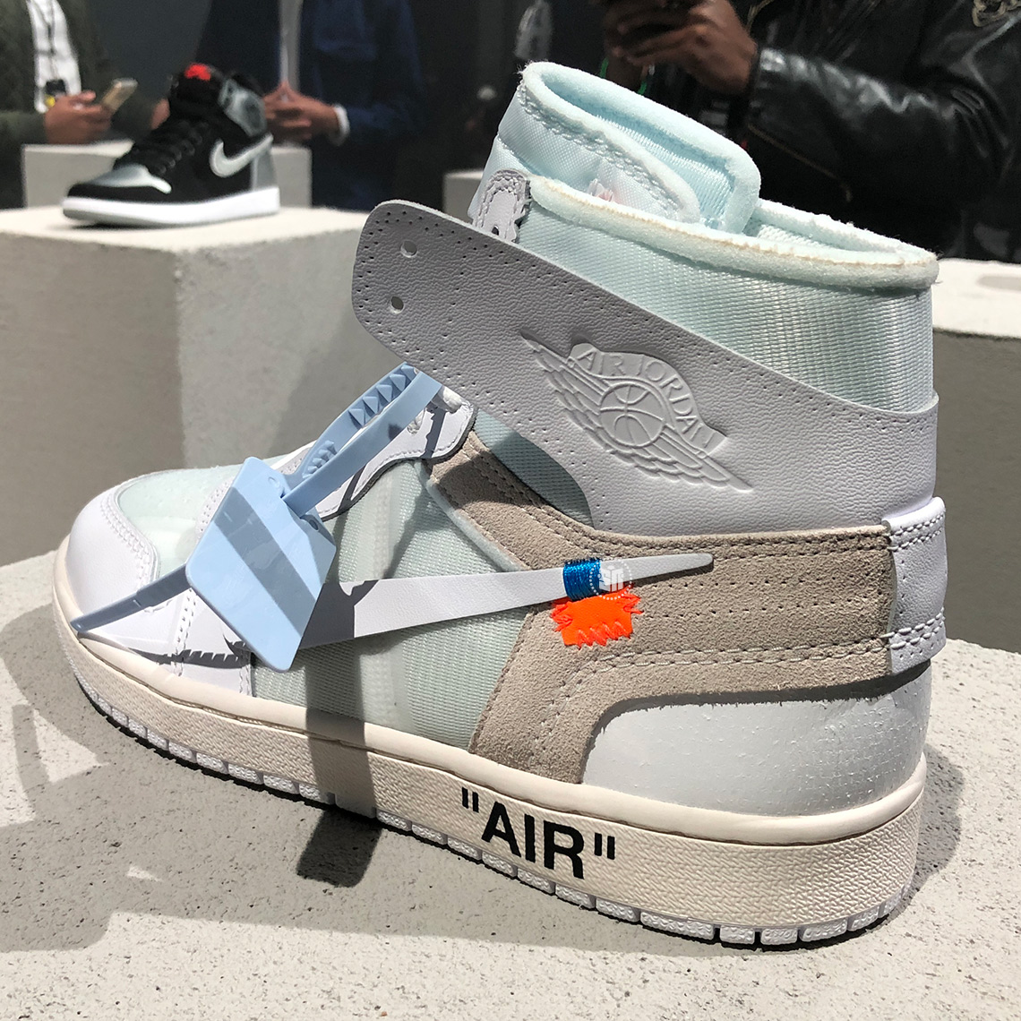 save off 03f3d efbe3 Off-White x Air Jordan 1 Thread | Page 127 | NikeTalk