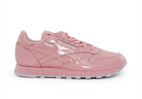 Opening Ceremony Adds Patent Leather To Three Reebok Icons