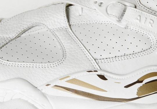 Drake's OVO Camp Confirms Release Date Of Their Air Jordan 8 Collaboration