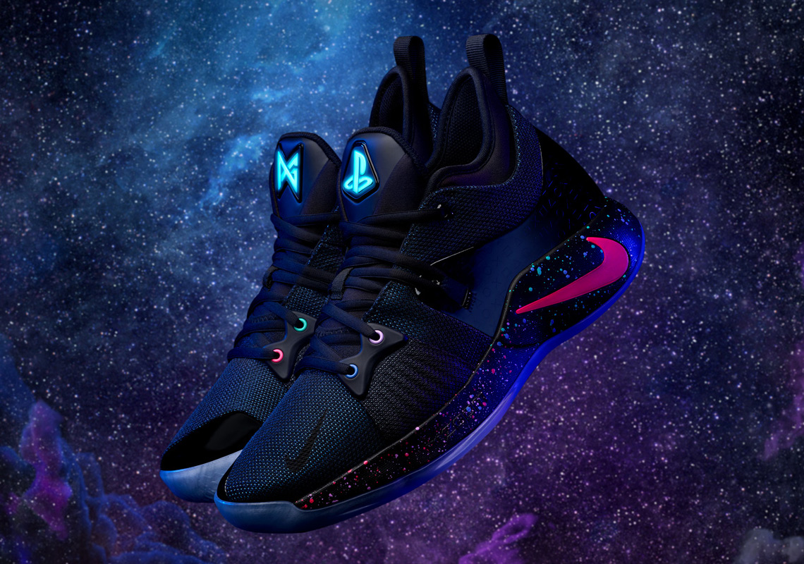 Nike PG 2 Playstation Paul George Shoes
