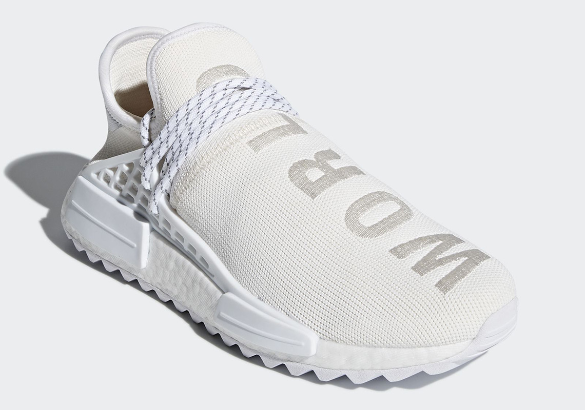 reputable site 8ff96 f0ad6 Pharrell adidas NMD Human Race Hu Trail TR AC7031 Release ...