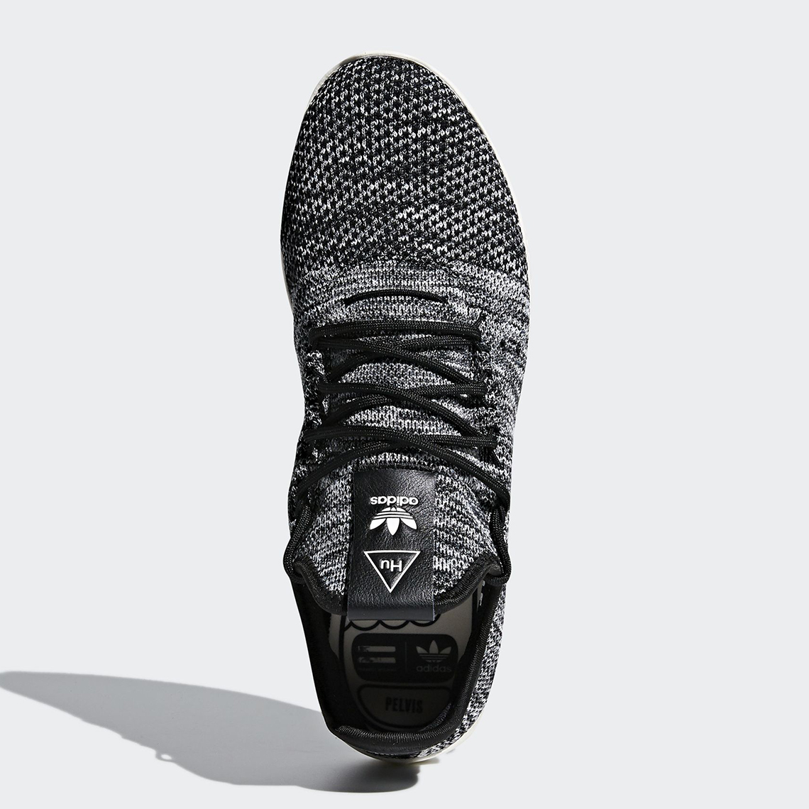 "online store 3e9ec ab42a Pharrell x adidas Tennis Hu ""Oreo"" Release Date March 3rd, 2018 130.  Style Code CQ2630. show comments"