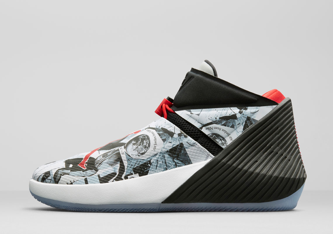 Russell Westbrook Signature Shoe Jordan Why Not Zer0.1 ...