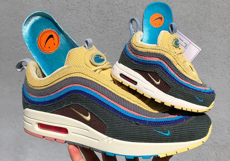 pretty nice d16f9 0f105 Sean Wotherspoon Nike Air Max 97/1 Toddler Sizes ...