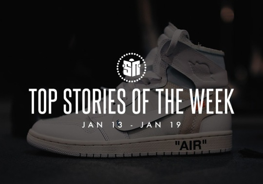 Tope Stories Of The Week: January 13 - 19