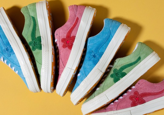 Tyler, The Creator And Converse Continue Their Successful Collaboration With Three More One Star Releases