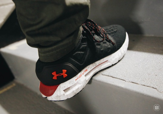 Under Armour Delivers New HOVR Sneaker In Rolls Royce Phantoms
