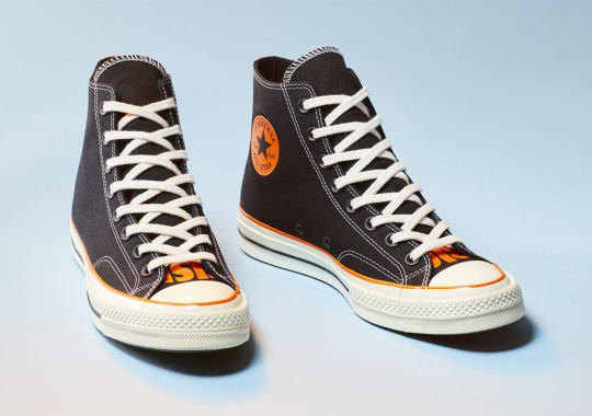 Converse x Vince Staples Chuck Taylor Collection