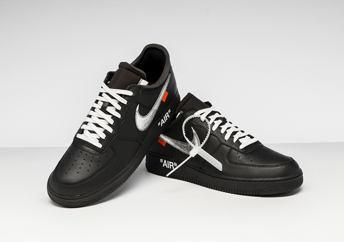 Preferência Virgil x MoMA x Nike Air Force 1 Low Detailed Look | SneakerNews.com LN63