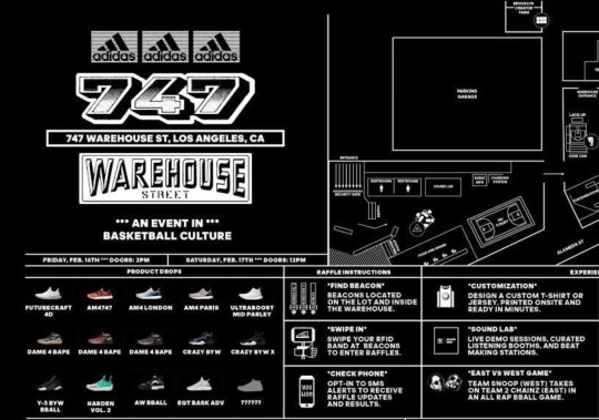 adidas' 747 Warehouse Schedule Has Been Revealed