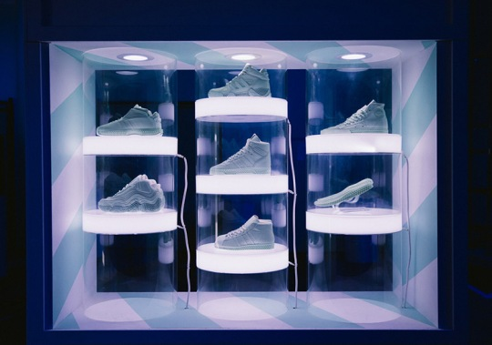 Inside The adidas 747 Warehouse St. Space At All-Star Weekend