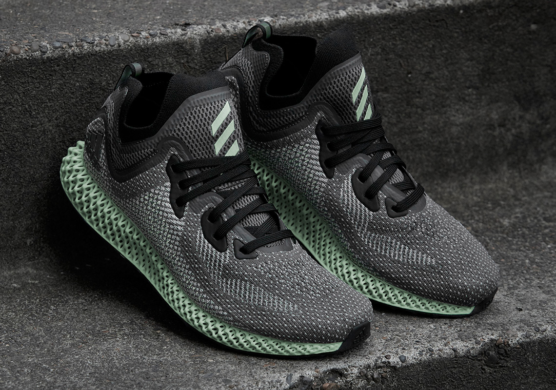 cheap for discount fb3a9 9b424 adidas Unveils The AlphaEdge 4D LTD With Futurecraft Soles