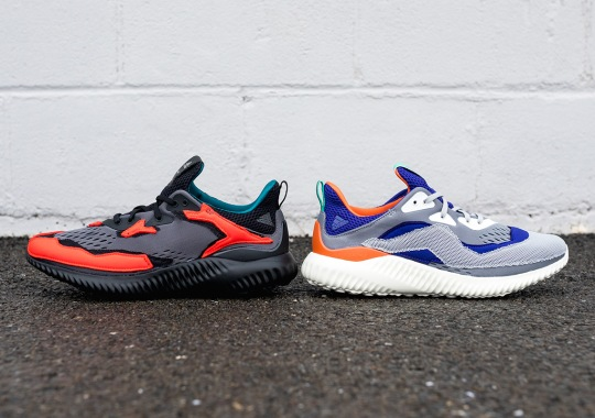 brand new 4882d 3fc96 adidas by Kolor s SS18 Collection Includes Four New Runners