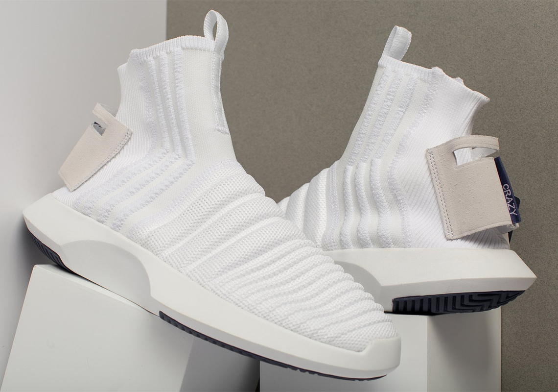 adidas crazy sock