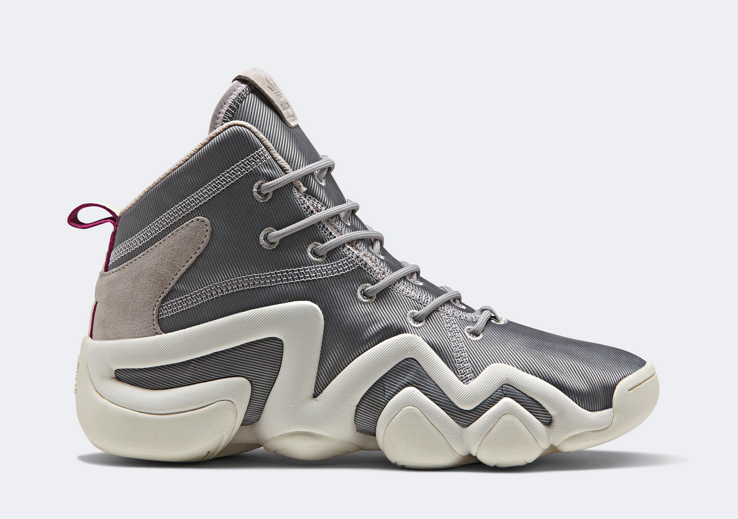adidas Originals CRAZY 1 ADV SOCK PK Adidas crazy 1 sneakers men CQ0985 white originals [312 Shinnyu load] [183]
