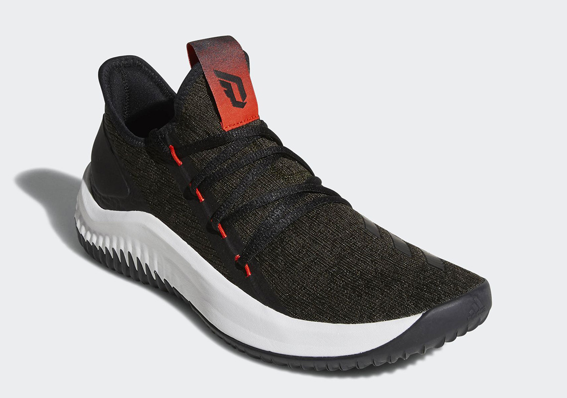 half off d2f76 61380 adidas Dame D.O.L.L.A.. Release Date March 3, 2018 125. Color Night  CargoCore BlackHi-Res Red