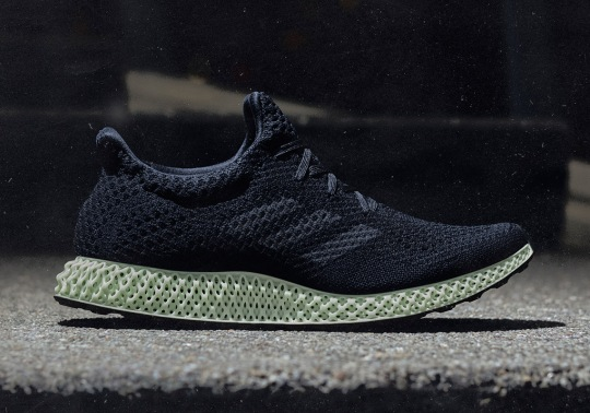 adidas Futurecraft 4D Releasing At NYC Flagship Store On February 10th