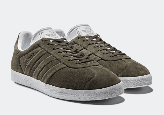 timeless design a20ca c994d adidas Originals Introduces The Stitch And Turn Pack