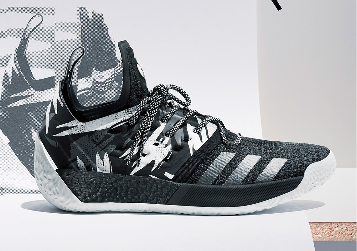 "c4805103978 adidas Harden Vol. 2 ""Imma Be A Star Available now on adidas.com  140. Style  Code  AH2215"